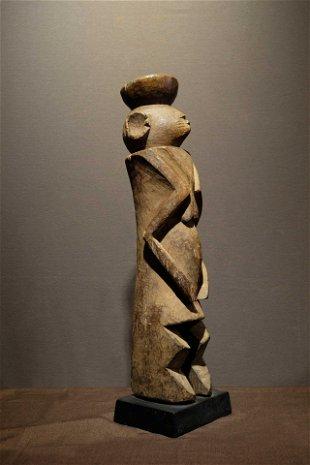 A Chamba Figure