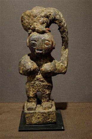 Fon Voodoo figure