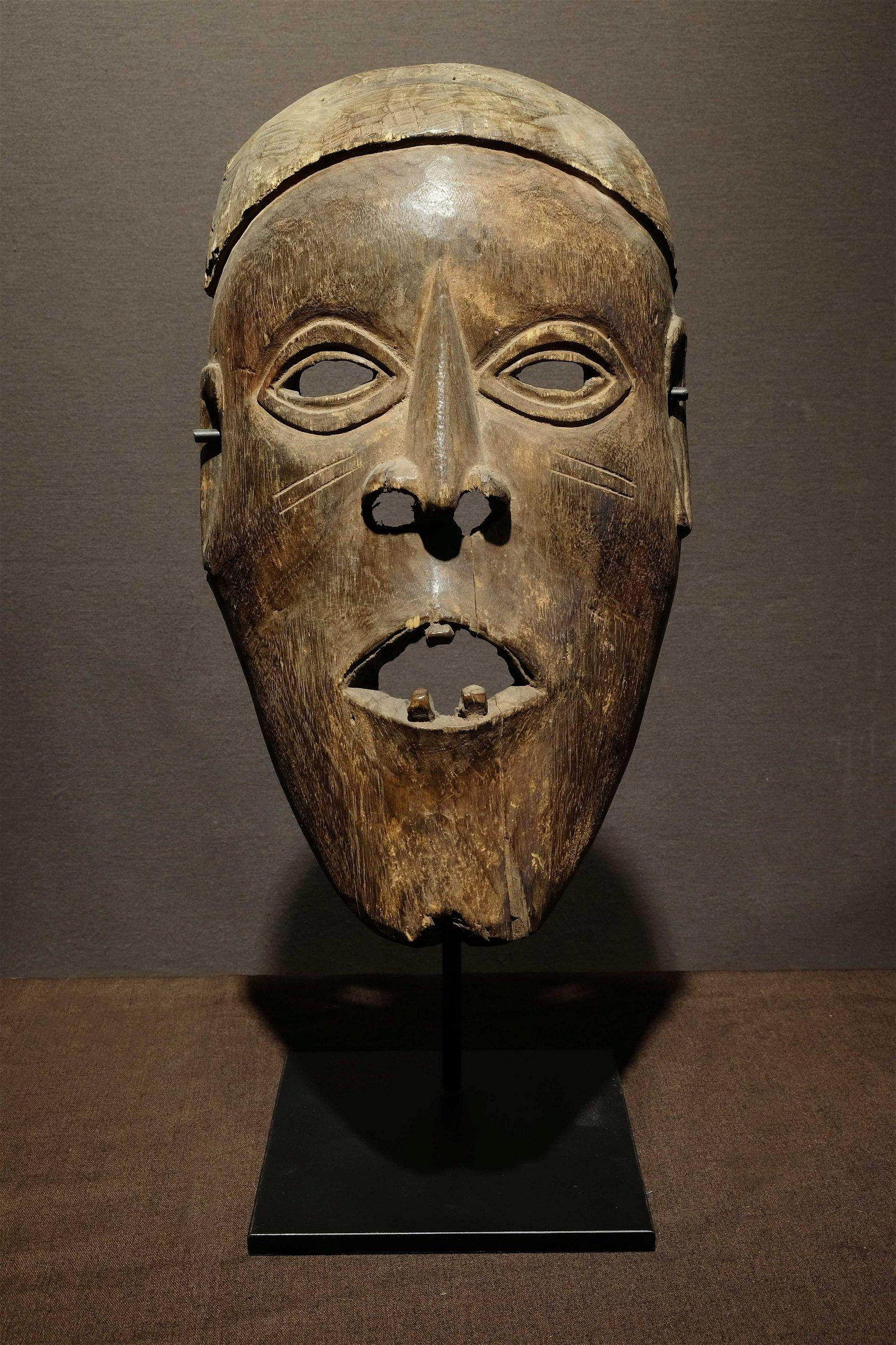 Southern Tanzania Masasi mask