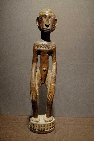 Massim spirit figure  Prov: Gaetan Schoonbroodt