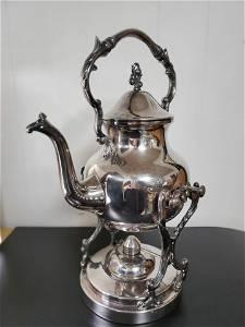 Vintage Samovar made by Birmingham Silver Company