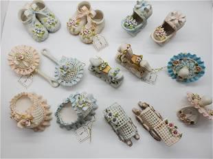 Rare Arte Porcelaine by JS Collection