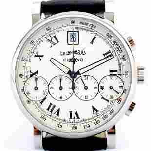 Eberhard & Co. / Chrono 4 Bellissimo 37 jewels -