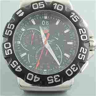 TAG Heuer / Formula 1 - Gentlmen's Steel Wrist Watch