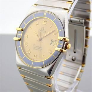 Omega / Constellation Chronometer - Gentlmen's