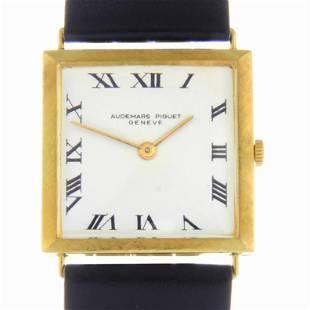Audemars Piguet - Unisex Yellow gold Wrist Watch
