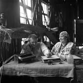 "Andrii Kotliarchuk ""Collective farm sawmill. 1930s"""