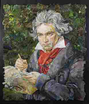 """SASHA CHICHKAN """"Ludwig van Beethoven"""""""