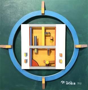 "URBAN MYKHAILO ""Constructivist composition"""