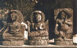 "YAROSLAV GOLUBCHIK""Indian Gods"""