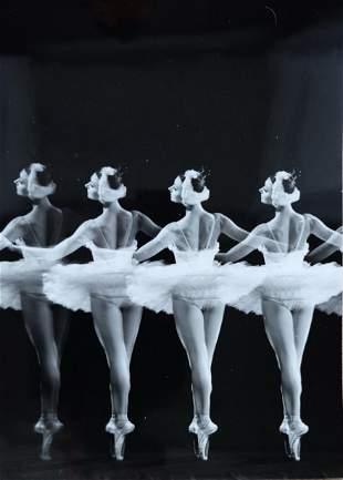 "Nikolai Kozlovsky ""Sketch on the theme ""Swan Lake"""""