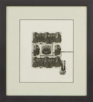 """PAVLO MAKOV """"Landscape from cyclus """"Shelter""""2"""