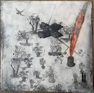 "PAVLO MAKOV ""Fire""1"