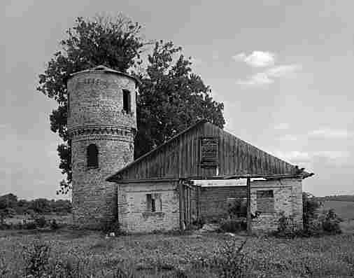 """ANDRII KOTLIARCHUK """"Soviet farm. 1953"""""""
