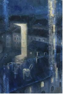 """Mitskevych Nadiya """"Series of reflection"""""""