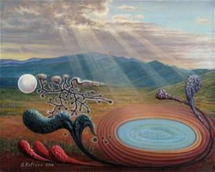 "Alexsander Koltsov ""Lake of Hope"""