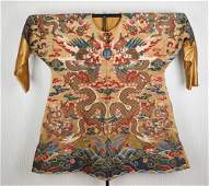 Ming Embroidered Dragon Robe
