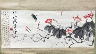 Qi Baishi, Flower Picture