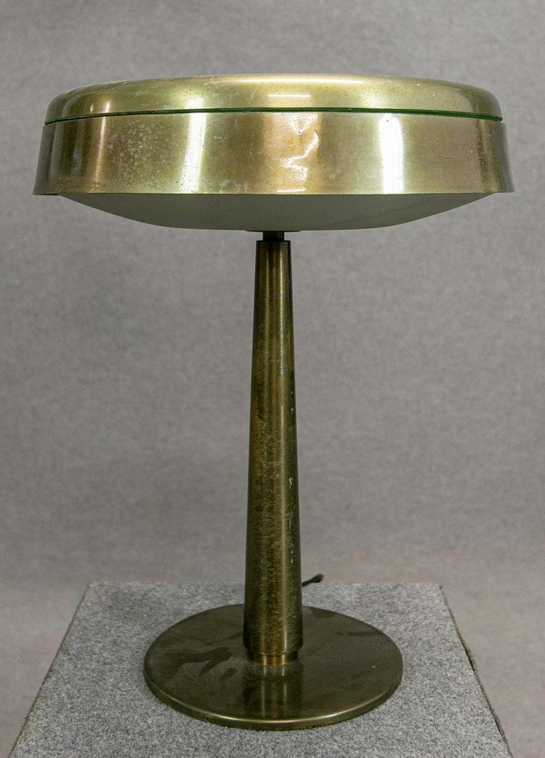 MAX INGRAND - FONTANA ARTE. Table lamp. Published