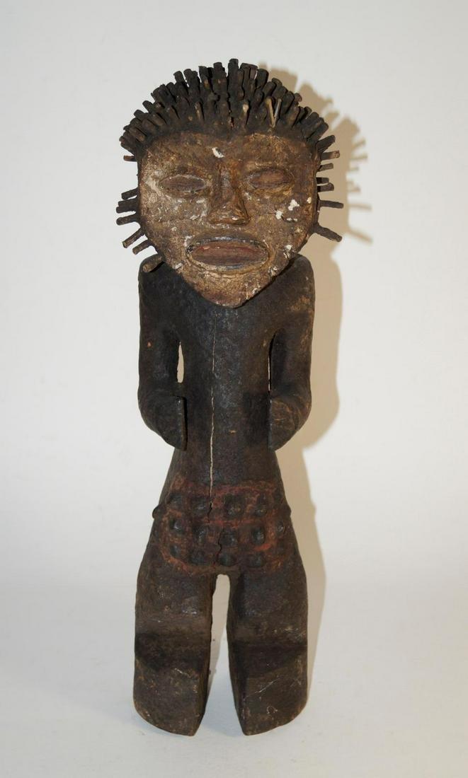 African Art Ancestor figure, in Cameroon Mambila style