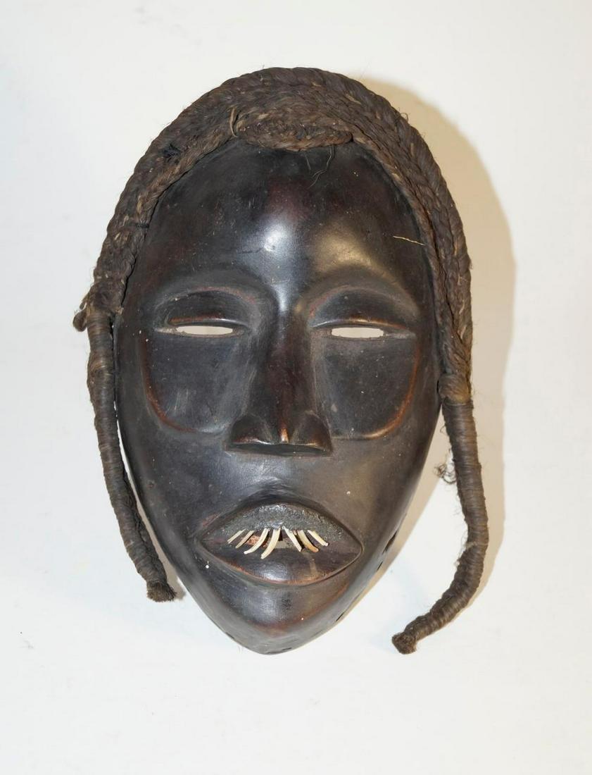 African Art Face mask, Dan style