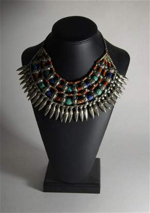 Chinese Necklace, Tibet