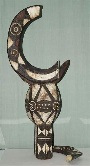 African Art , Mask, Mali Bobo style