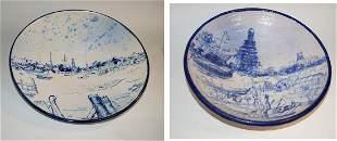 Danzer, Horst Leoben 1934 - Marl 2019 Two ceramic