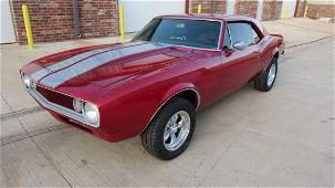 NO RESERVE 1967 Chevrolet Camaro Coupe