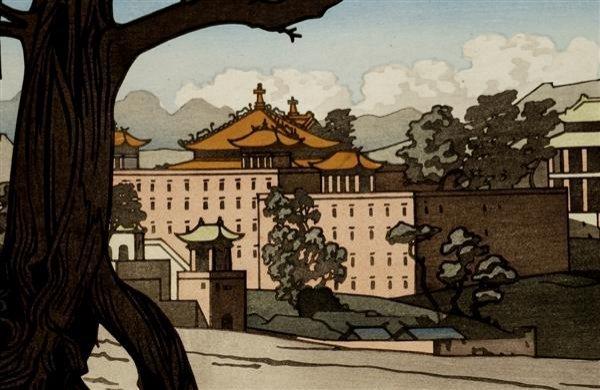 30: Old Japanese Woodblock Print Pieter Irwin Brown - 2