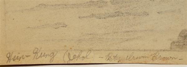 30: Old Japanese Woodblock Print Pieter Irwin Brown - 5