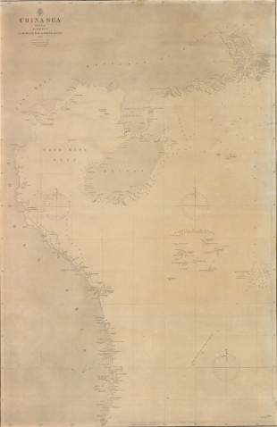 China Sea, Sheet III