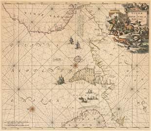 1716 Russiae et Novae Zemlae Maritimae