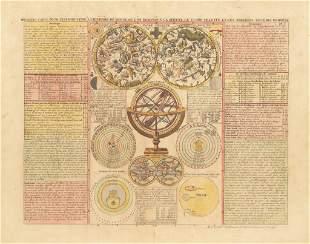 1720 Premier Carte pour L'Introduction a L'Histoire
