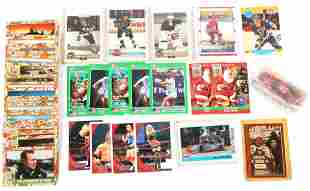 SPORTS POP CULTURE POLITICAL MILITARY TRADING CARD LOT