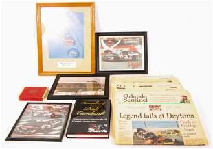 NASCAR DALE EARNHARDT MEMORIAL COLLECTION LOT