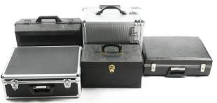 EQUIPMENT STORAGE AND TRAVEL HARD CASES