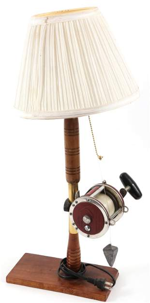 PENN 113H SENATOR FISHING REEL LAMP