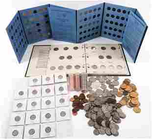 U.S. MODERN COINAGE COLLECTION ONE CENT TO DOLLAR