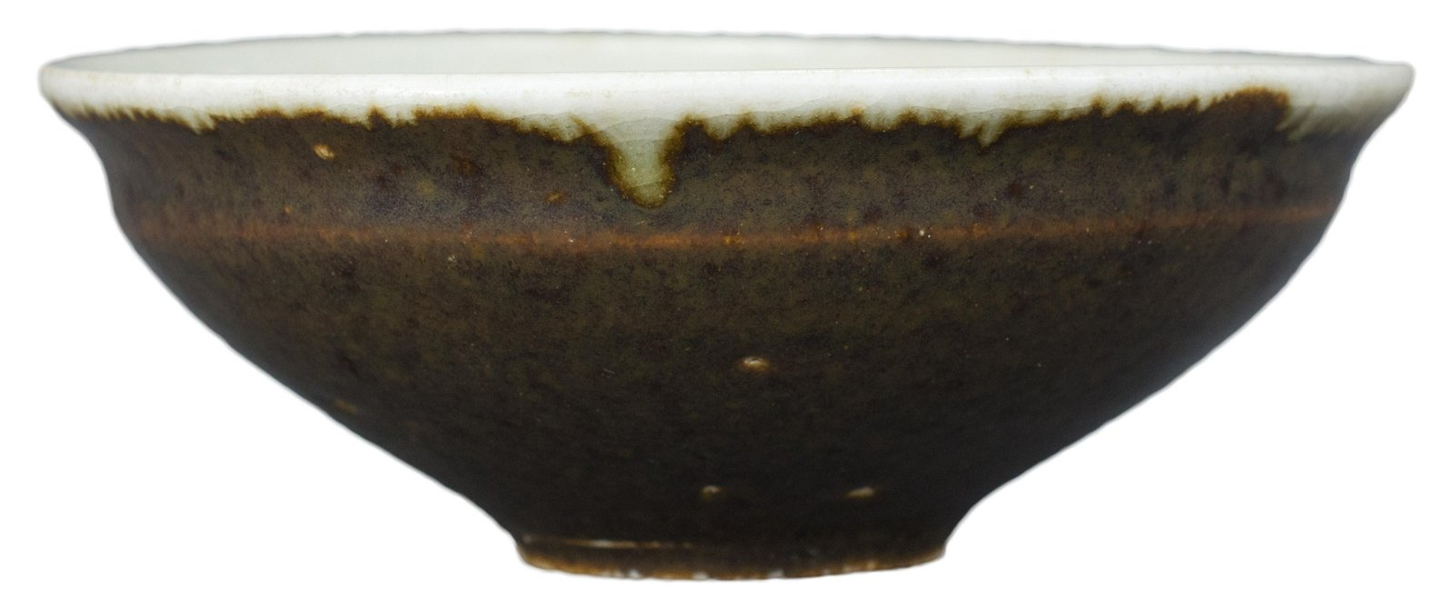 A Rare Chinese Glazed Porcelain Tea Bowl – Song