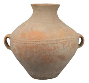 CHINESE NEOLITHIC POTTERY JAR MACHANG PHASE