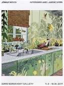 Jonas Wood (American b.1977), 'Interiors And