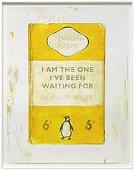 "Harland Miller (British b.1964), "" I am the One I've"