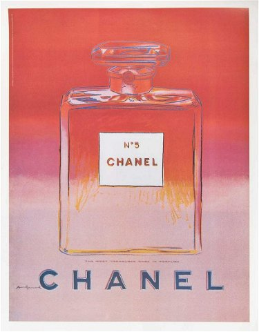 Andy Warhol (American 1928-1987), 'Chanel No.5', 1997