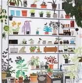 Jonas Wood (American b.1977), 'Large Shelf Still