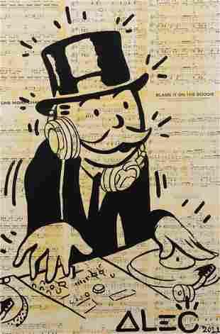 Alec Monopoly (American 1986-),