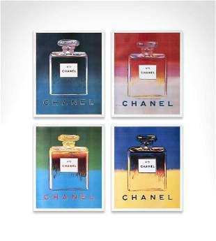 Andy Warhol (American 1928-1987), 'Chanel No.5', 1997