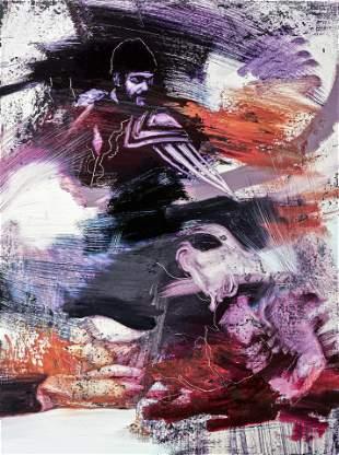 Conor Harrington (Irish 1980-), 'Death In The Afternoon