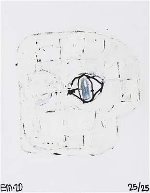 Eddie Martinez (American 1977-), 'More Drawings MMXX',
