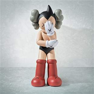 Kaws (American 1974-), 'Astro Boy', 2012